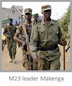 M23 Makenga