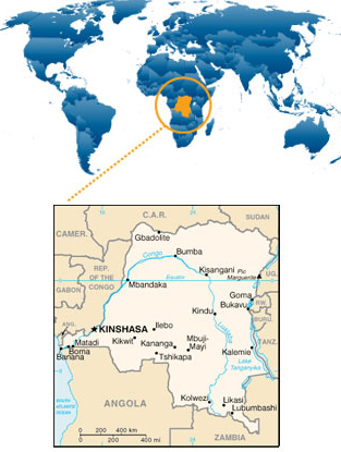 map-DRCongo