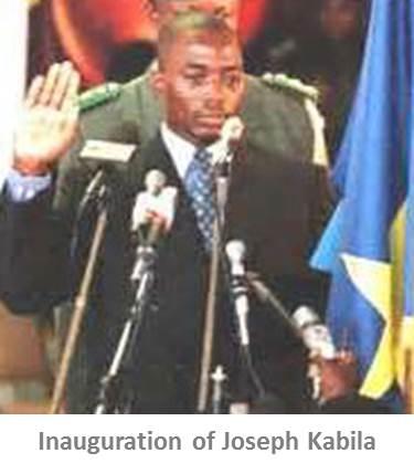 Joseph Kabila inauguration