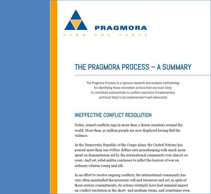 BN 1 Pragmora Process