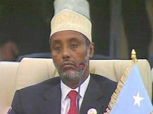 2000 - 2004 President Abdiqasim Salad Hassan