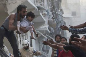 Services Conflict Analysis Syria child rescue GettyImages 800 x 660